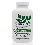 VEGAN SYMMETRY - 120 CAPSULES